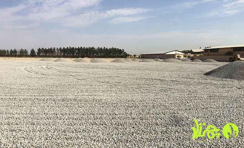 پروژه زیرسازی چمن مصنوعی ۱۰۴۴۰ متری رباط کریم وارد مرحله جدید شد
