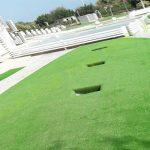 چمن مصنوعی اطلس هتل کیش 2