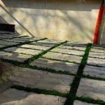 چمن مصنوعی بین سنگ دربند