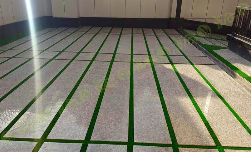 چمن مصنوعی بین سنگ نارمک 2