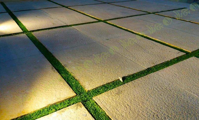 چمن مصنوعی بین سنگ نیاوران