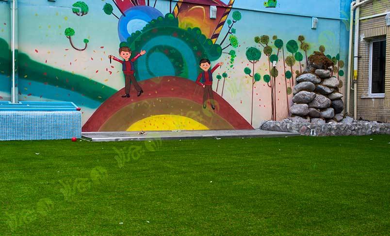 چمن مصنوعی مهد کودک امام صادق