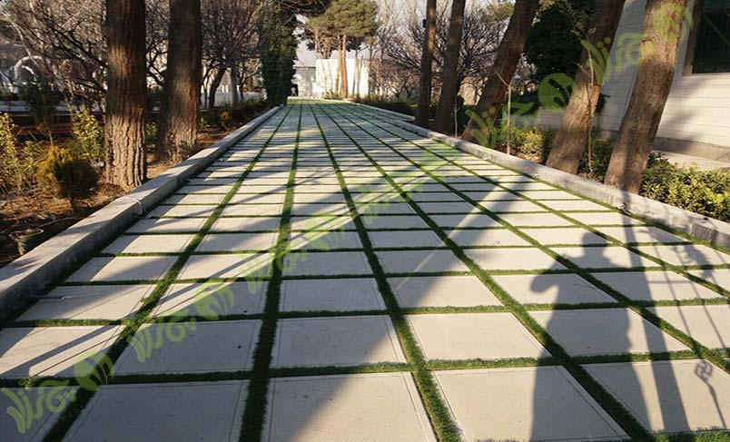 پروژه چمن مصنوعی باغ ملک 5