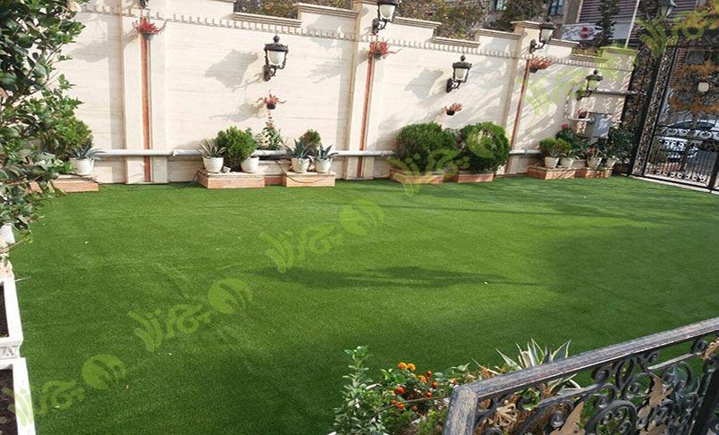 چمن مصنوعی باغ مهرگان