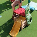 پروژه چمن مصنوعی مهدکودک مولود 11
