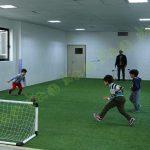 پروژه چمن مصنوعی مدرسه الفبای تربیت اسلامی