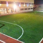 پروژه چمن مصنوعی مدرسه امید شهرکرد 1
