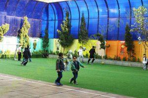 چمن مصنوعی مدرسه پیوند