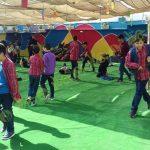 پروژه چمن مصنوعی مدرسه سلام