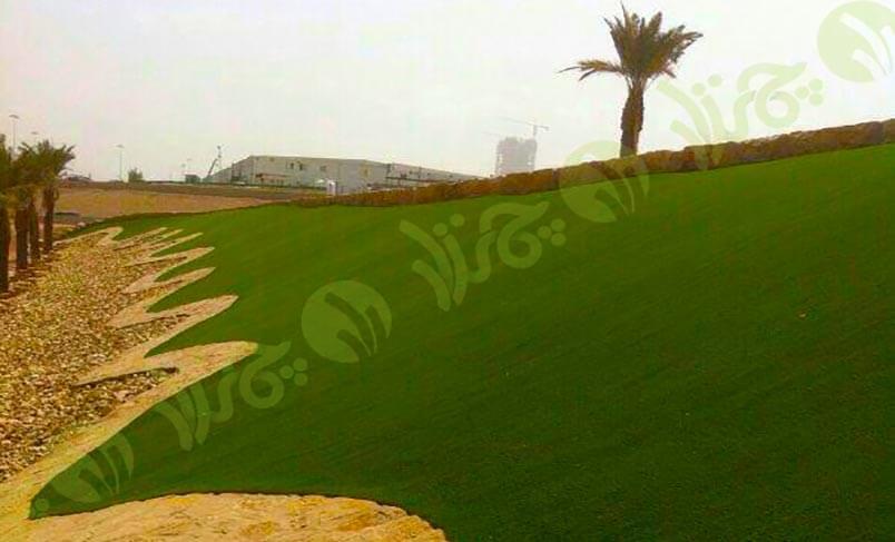 چمن مصنوعی اجرایی شرکت رویال گرس