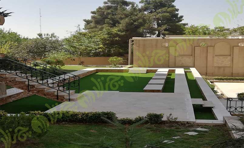 حیاط – مجتمع پارک