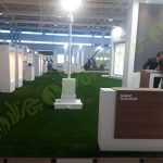 چمن مصنوعی نمایشگاه