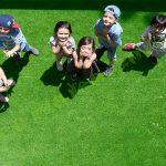 استانداردهای مورد نیاز برای چمن مصنوعی در مهد کودک