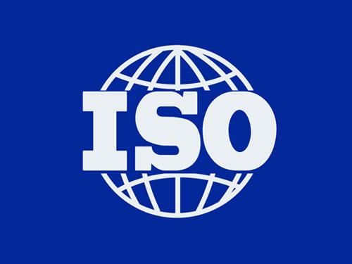 استاندارد ISO چمن مصنوعی