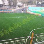 چمن مصنوعی - مدرسه جلال آل احمد