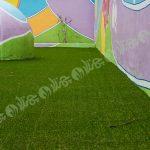 پروژه چمن مصنوعی مدرسه فاطمیون