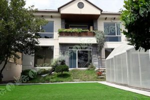پروژه چمن مصنوعی حیاط ایران زمین