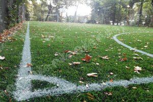 پروژه چمن مصنوعی فوتبال نیاوران