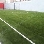 چمن مصنوعی زمين فوتبال دهكده فناوری