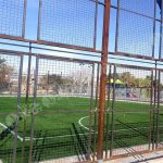 پروژه چمن مصنوعی فوتبال ورامین