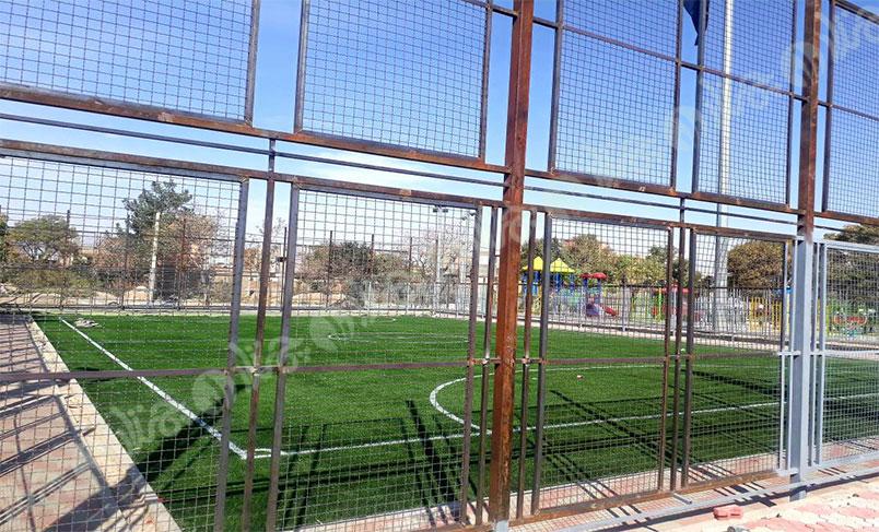 چمن مصنوعی فوتبال ورامین