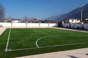 چمن مصنوعی فضای فوتبال شخصی نوشهر