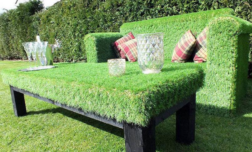 چمن مصنوعی رو میزی
