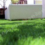 چمن مصنوعی در روف گاردن یک منزل شخصی