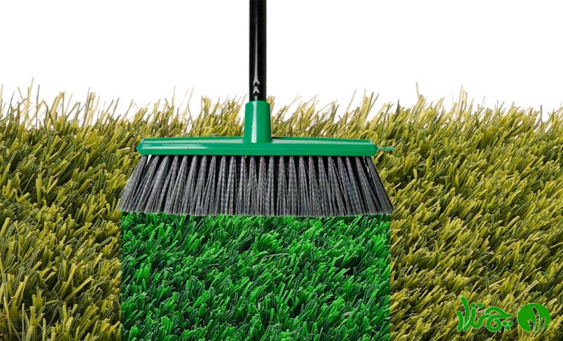 بررسی روشهای تمیز کردن چمن مصنوعی