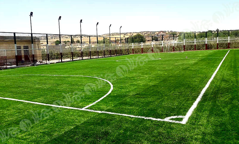 چمن مصنوعی فوتبال منطقه گرم سیری بندر خمیر