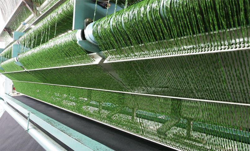 تولید چمن مصنوعی