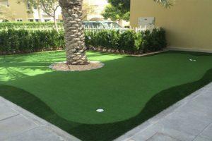 چمن مصنوعی در امارات