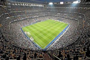 ظرفیت استادیوم های فوتبال