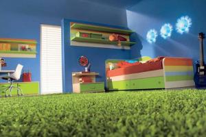 چمن مصنوعی اتاق کودک