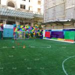 چمن مصنوعی صحرا پلاس در مدرسه رشد