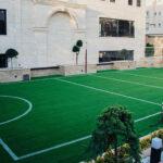 چمن مصنوعی زمین بازی در مهرشهر کرج