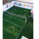 چمن مصنوعی مدرسه سما محله پاسداران تهران