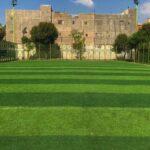 چمن مصنوعی فوتبالی در منطقه 19