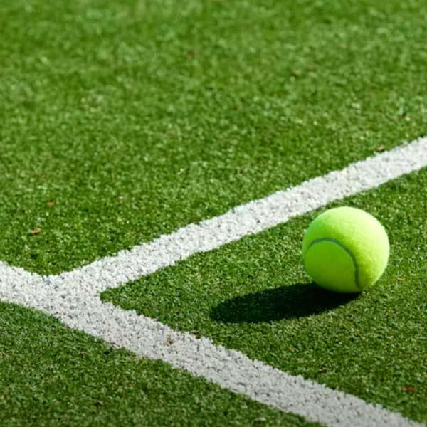 چمن مصنوعی تنیس